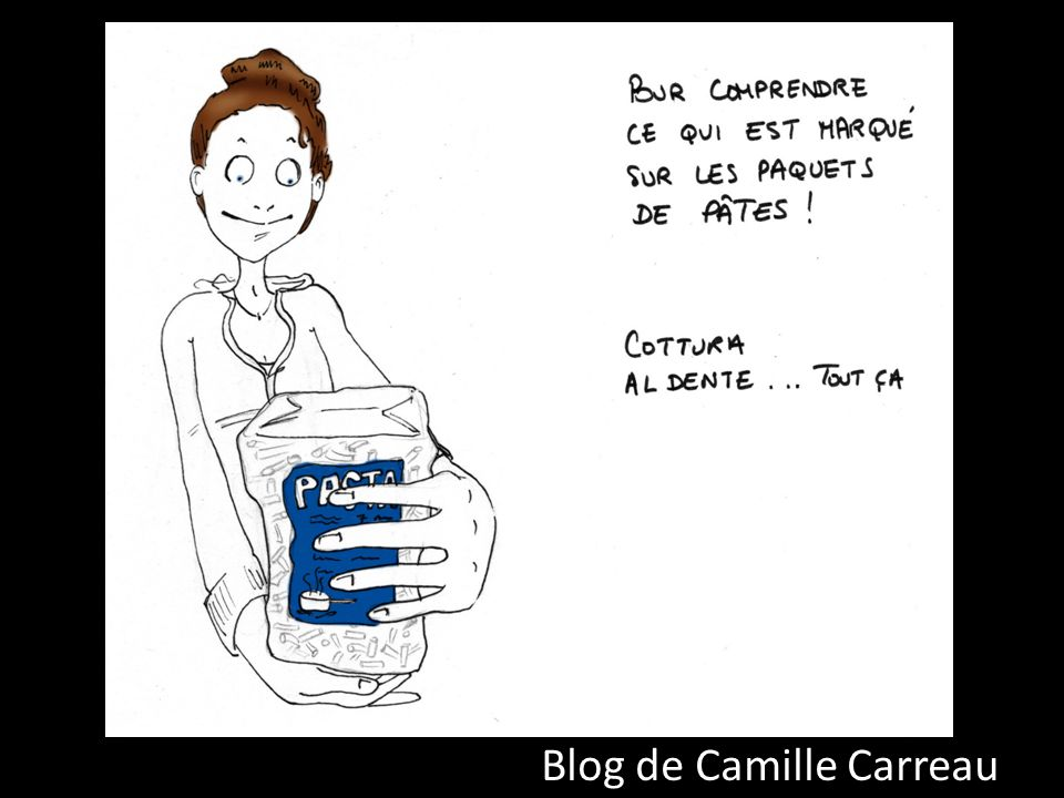 Blog de Camille Carreau