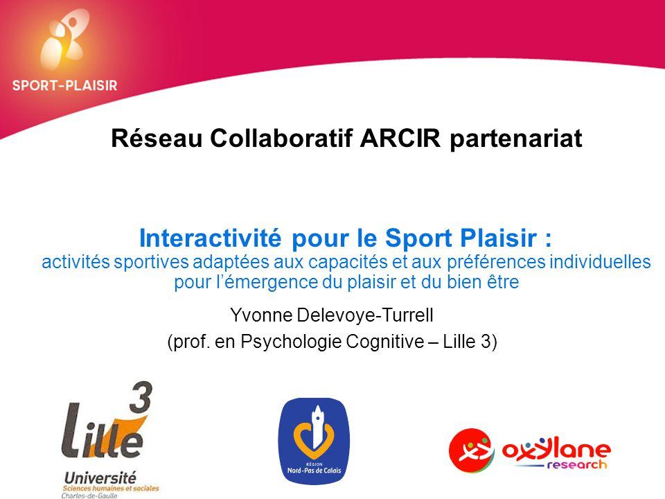 Réseau Collaboratif ARCIR partenariat