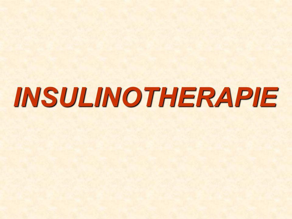 INSULINOTHERAPIE
