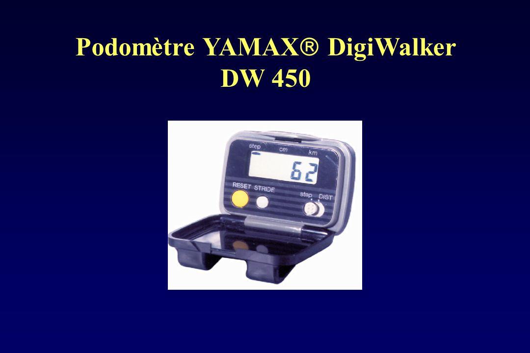 Podomètre YAMAX DigiWalker