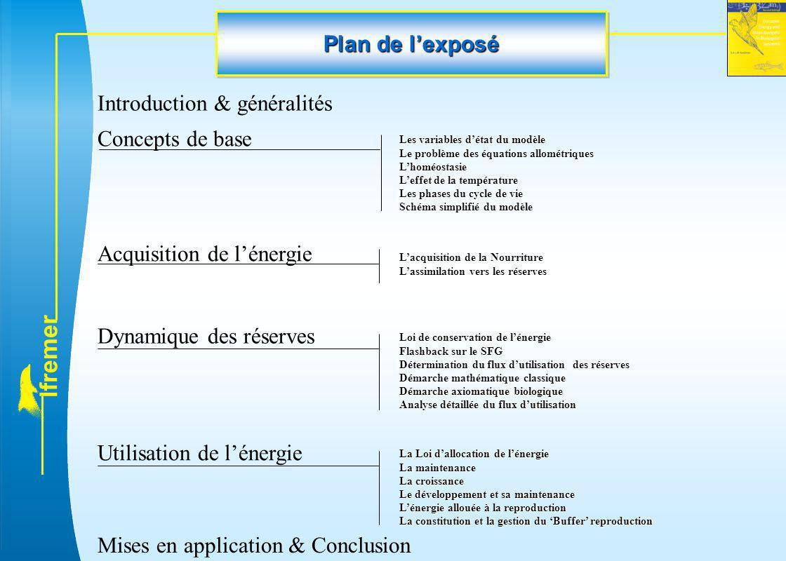 Introduction & généralités