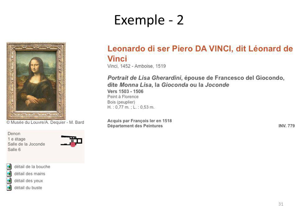 Exemple - 2