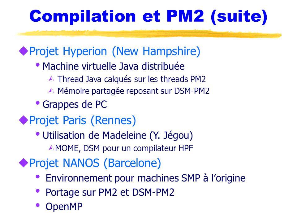 Compilation et PM2 (suite)