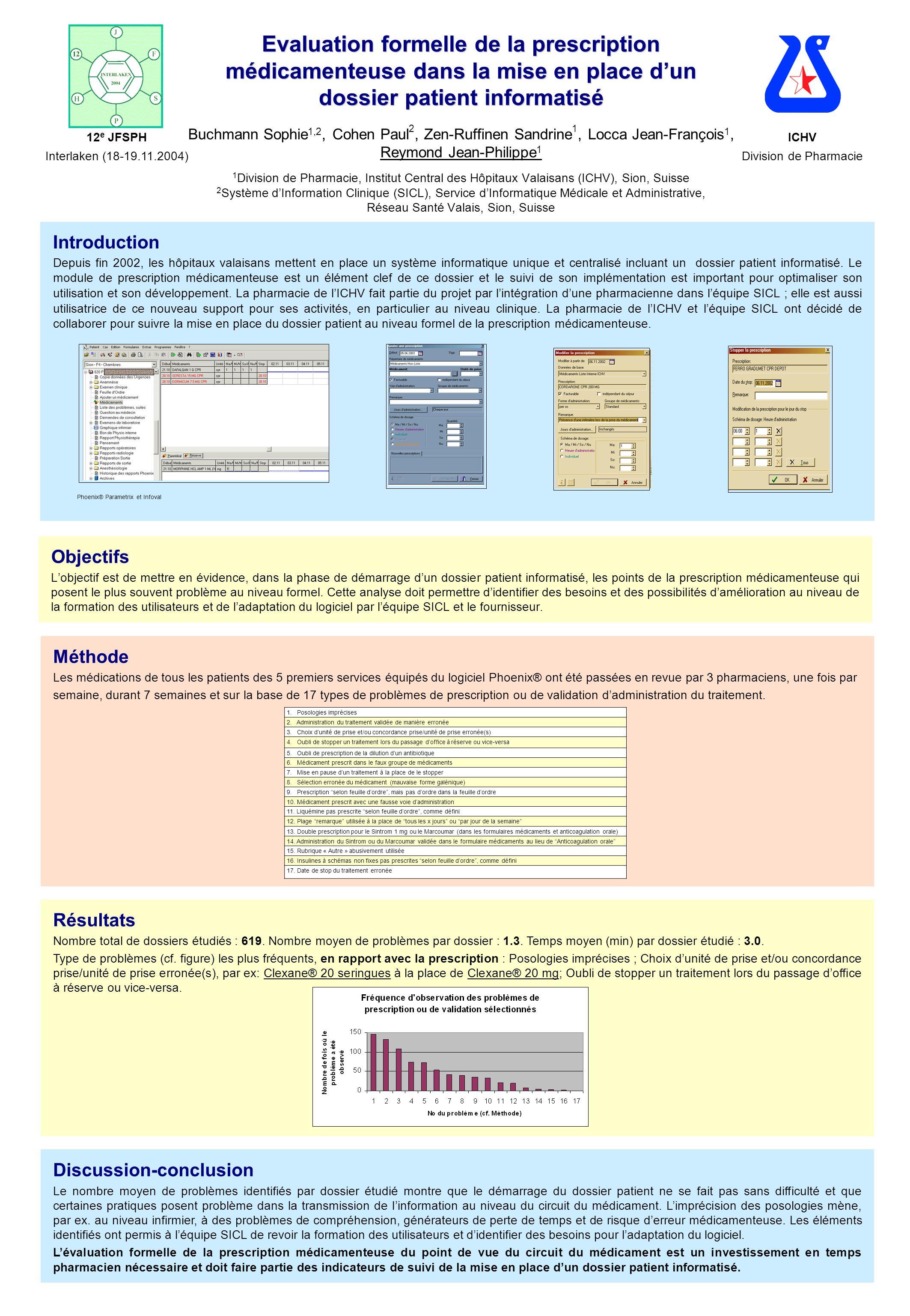 Phoenix® Parametrix et Infoval