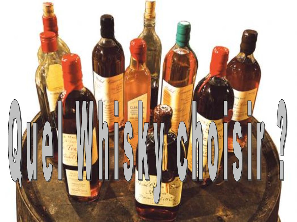 Quel Whisky choisir