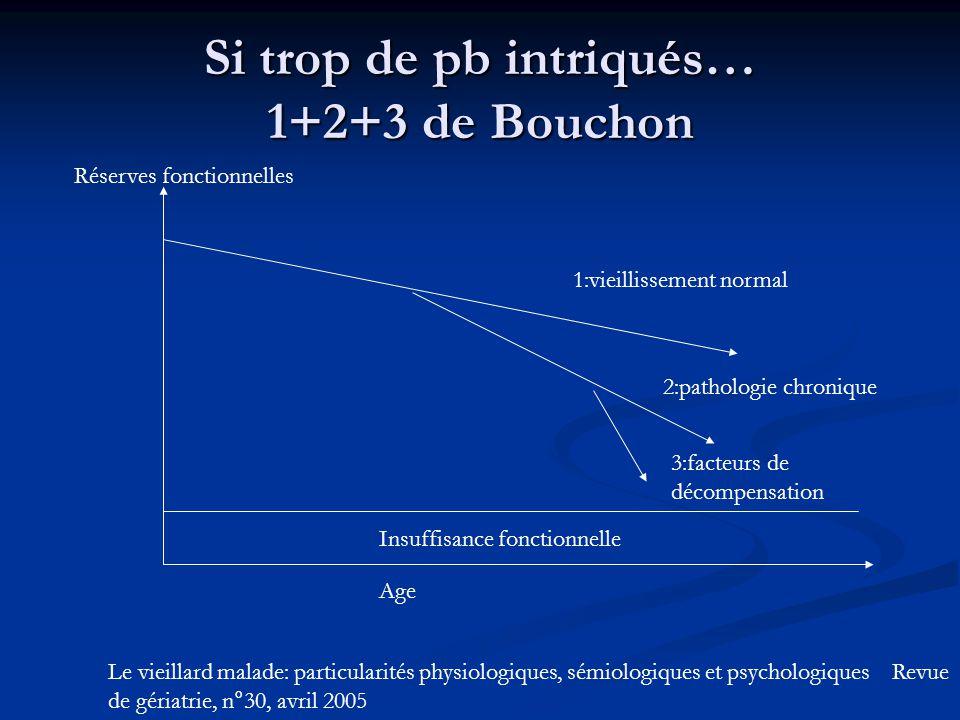 Si trop de pb intriqués… 1+2+3 de Bouchon