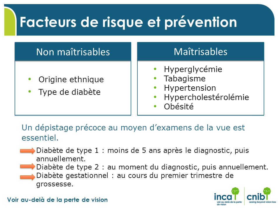 Facteurs de risque et prévention