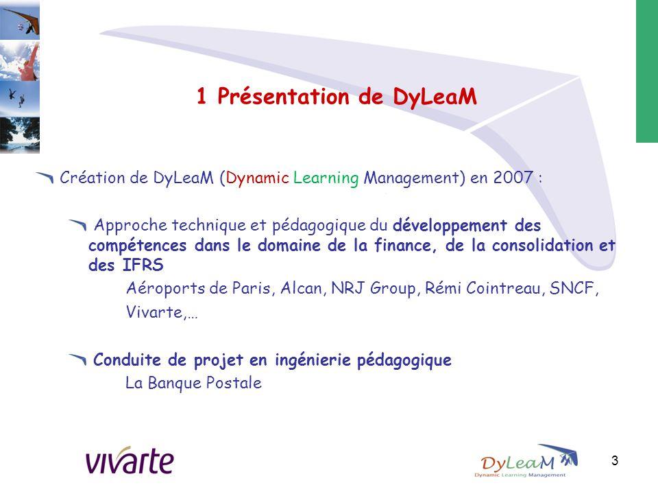 1 Présentation de DyLeaM