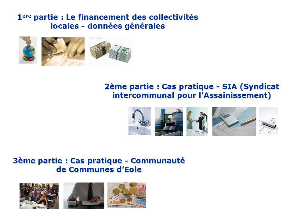 3ème partie : Cas pratique - Communauté de Communes d'Eole