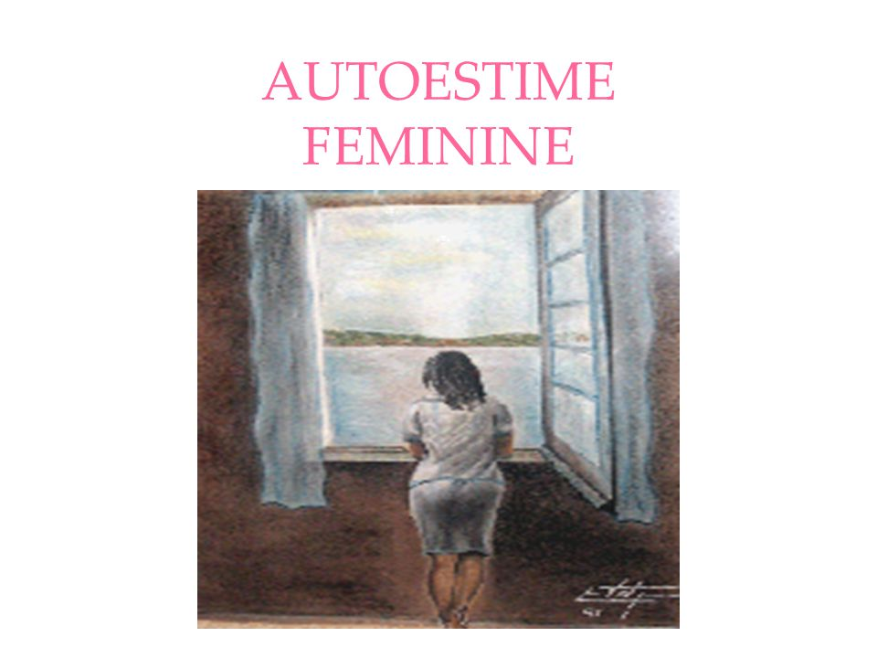 AUTOESTIME FEMININE
