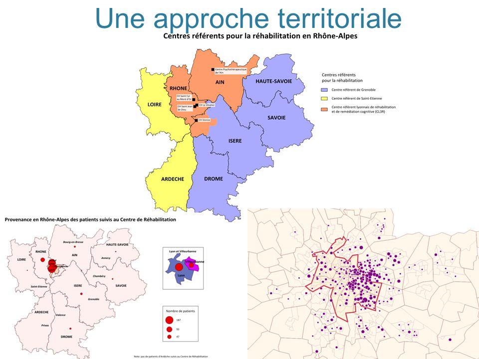 Une approche territoriale