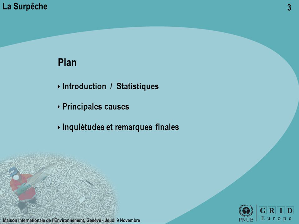 Plan ‣ Introduction / Statistiques ‣ Principales causes