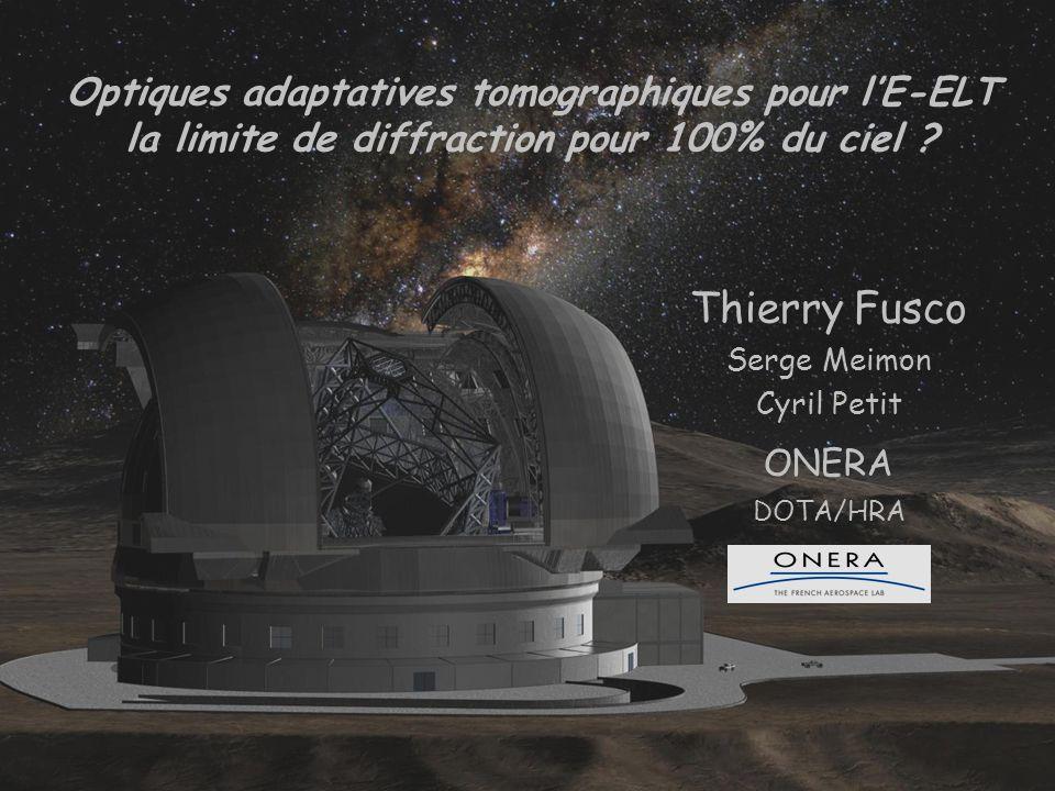 Thierry Fusco Serge Meimon Cyril Petit ONERA DOTA/HRA