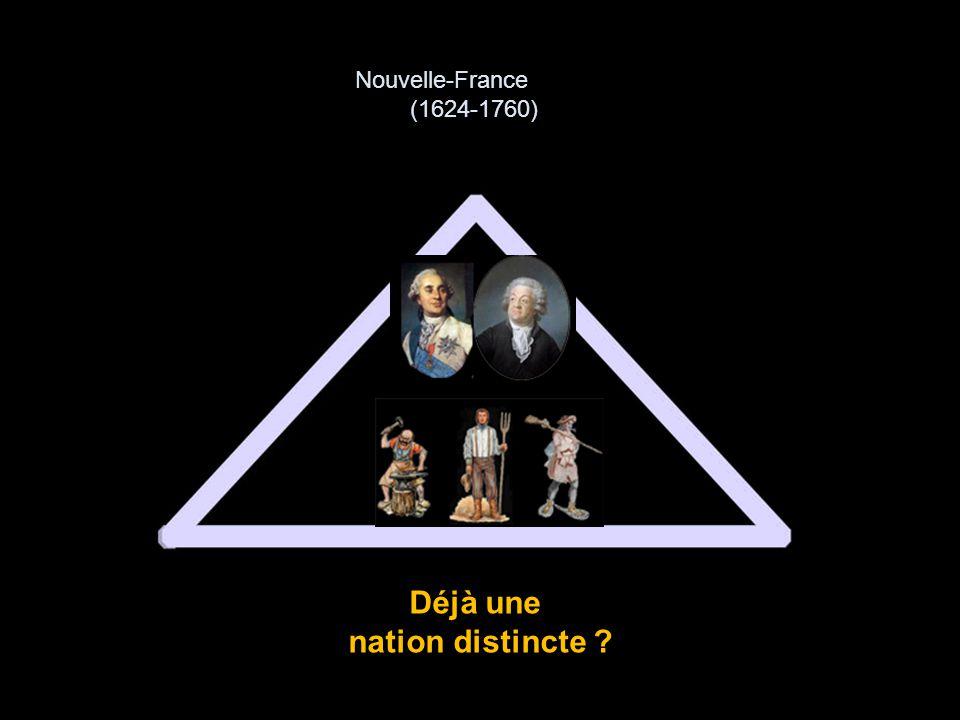 Déjà une nation distincte