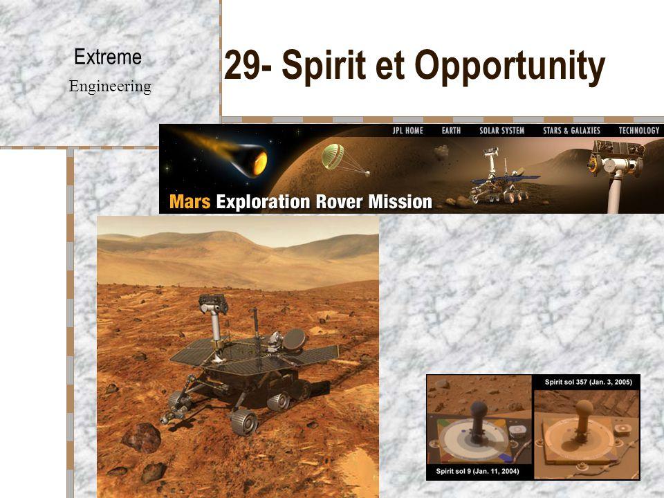 29- Spirit et Opportunity