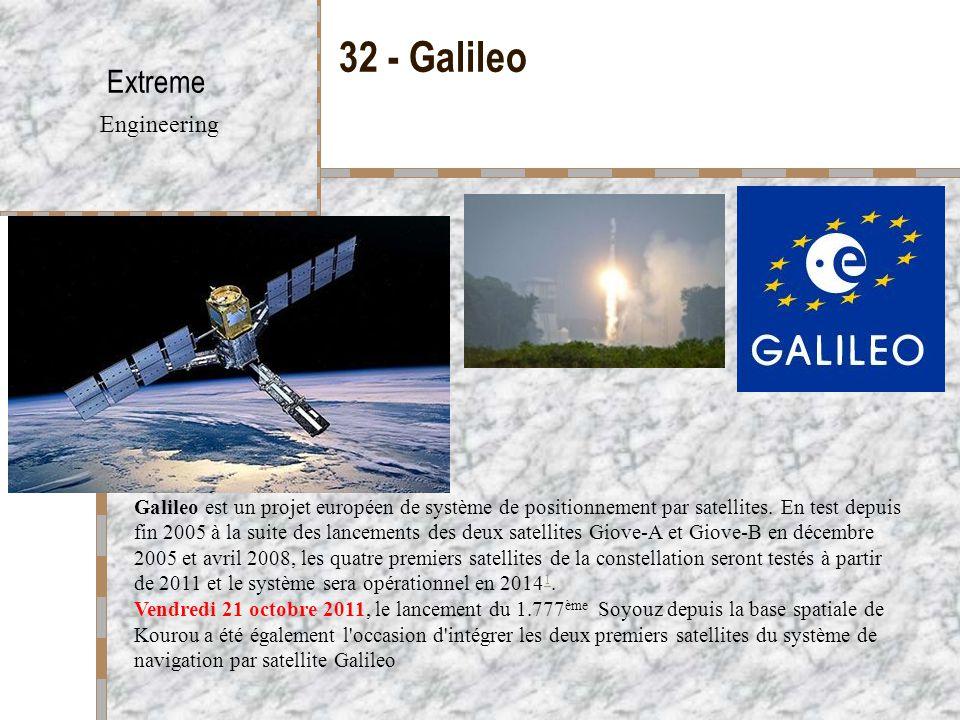 32 - Galileo Extreme Engineering