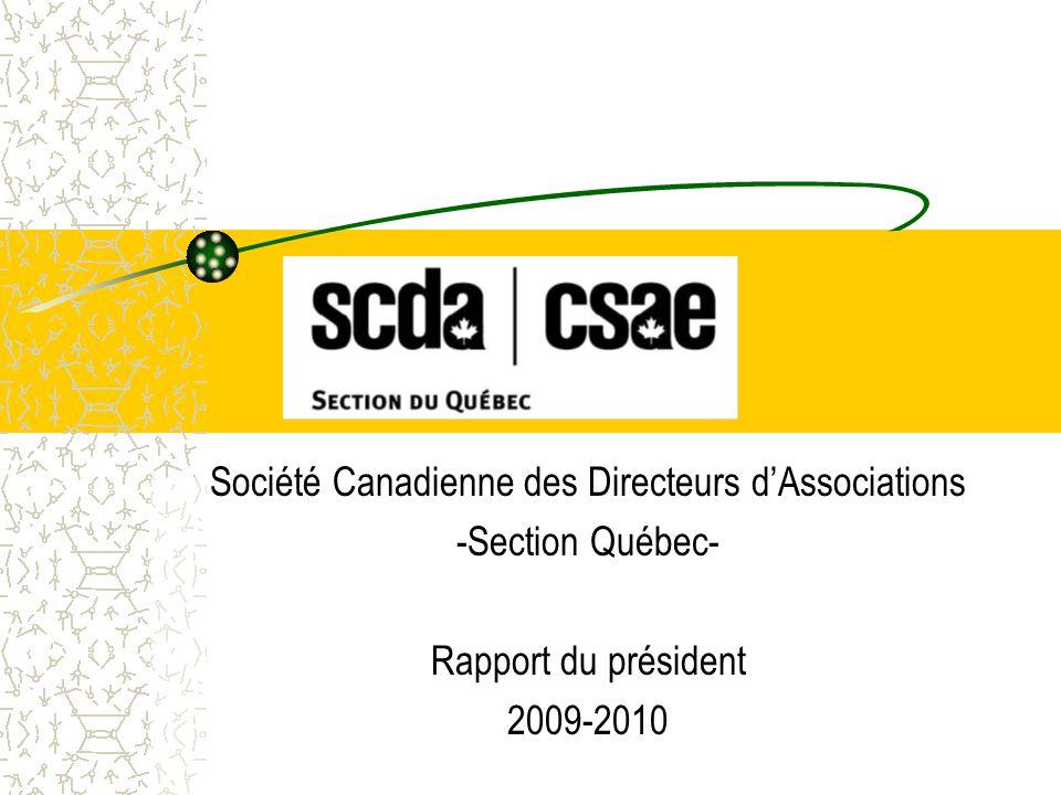 Société Canadienne des Directeurs d'Associations
