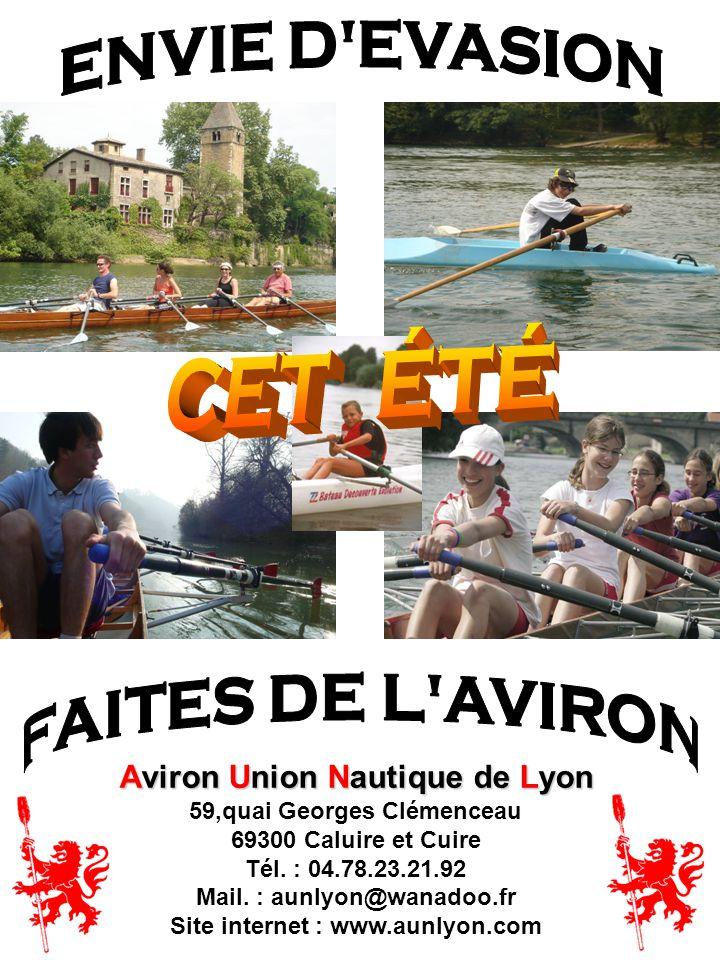 ENVIE D EVASION FAITES DE L AVIRON