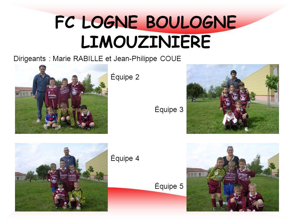 FC LOGNE BOULOGNE LIMOUZINIERE