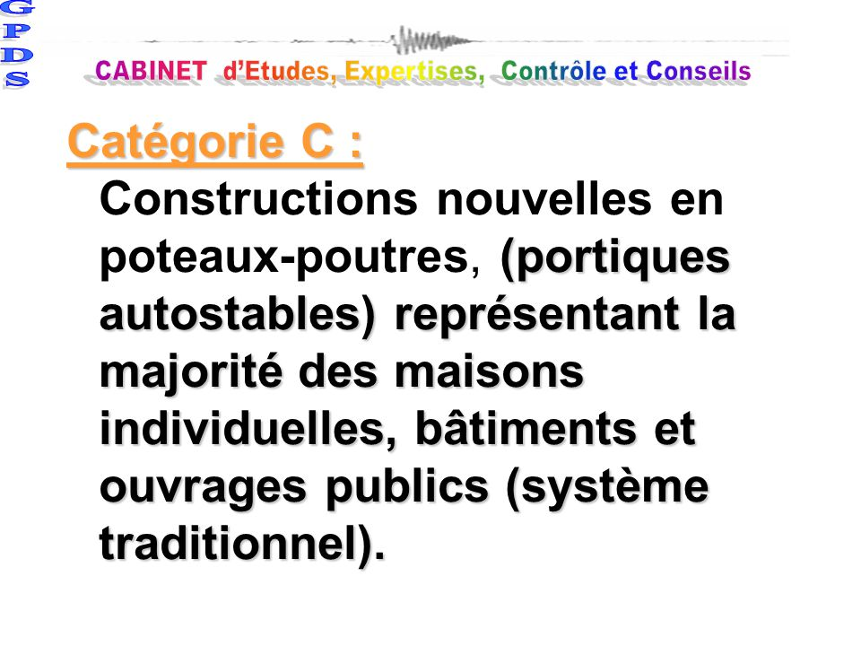 CABINET d'Etudes, Expertises, Contrôle et Conseils