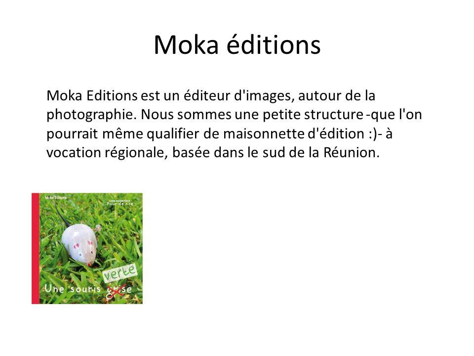 Moka éditions