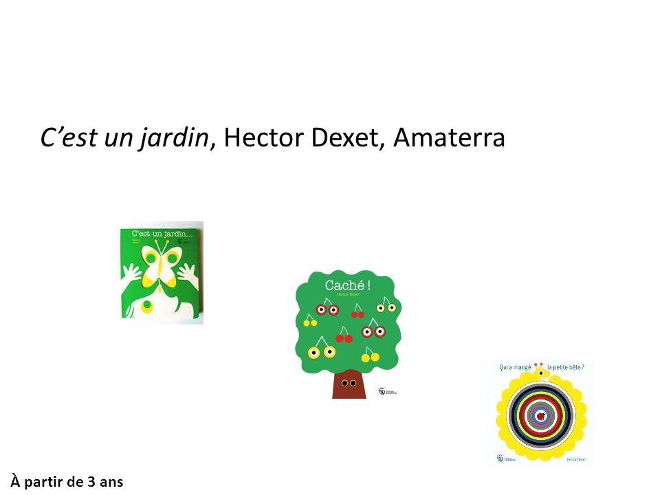 C'est un jardin, Hector Dexet, Amaterra