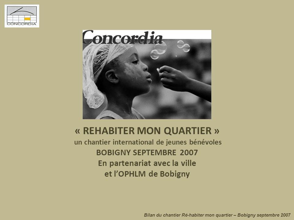 « REHABITER MON QUARTIER »