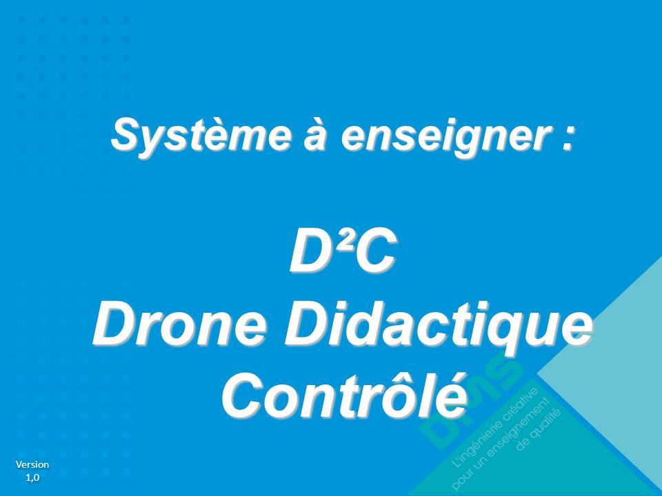 Drone Didactique Contrôlé