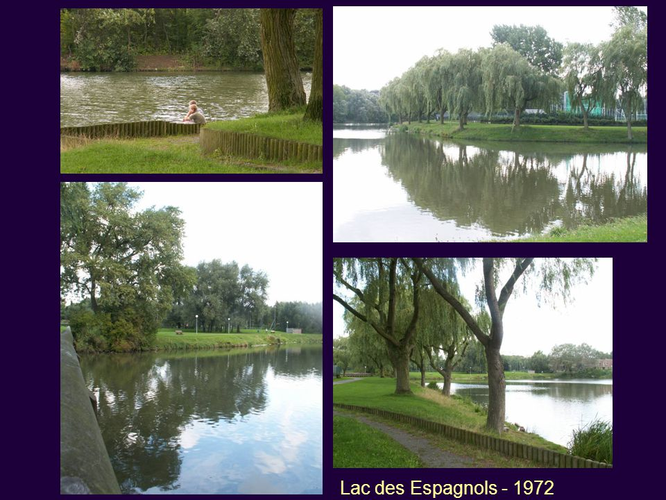 Lac des Espagnols - 1972