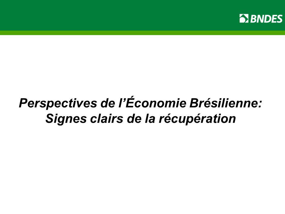 Perspectives de l'Économie Brésilienne: