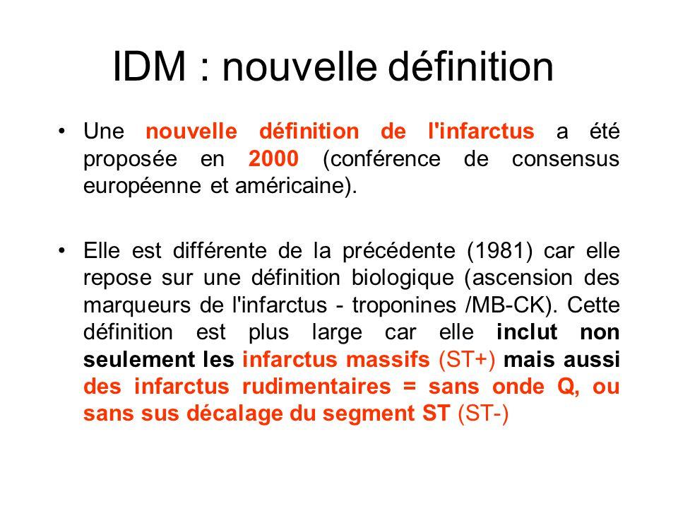 IDM : nouvelle définition