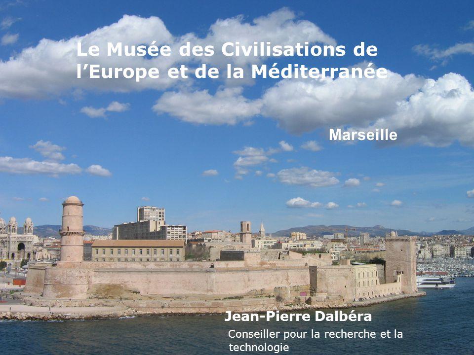 Le Musée des Civilisations de l'Europe et de la Méditerranée