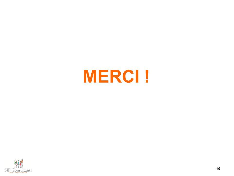 MERCI ! 46 Nathalie PUEL 46