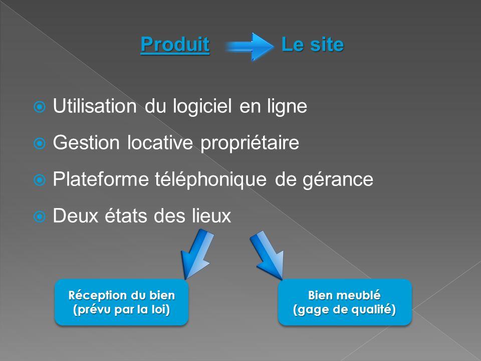 Utilisation du logiciel en ligne Gestion locative propriétaire