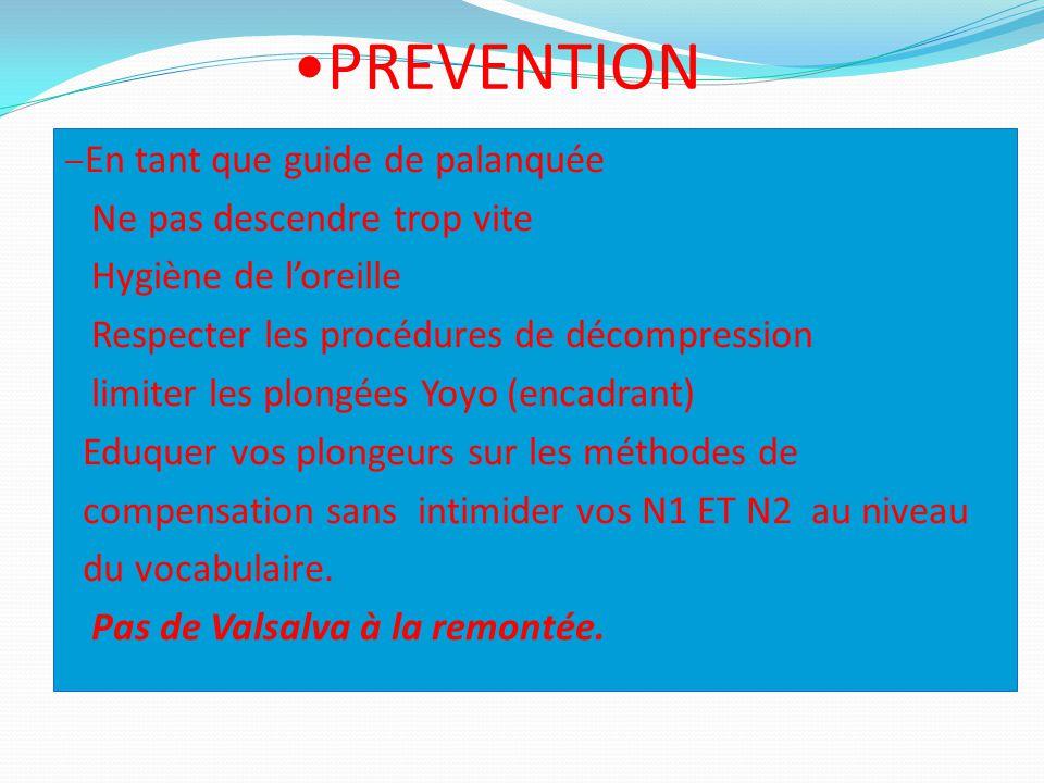 •PREVENTION