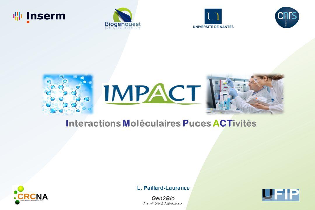 Interactions Moléculaires Puces ACTivités