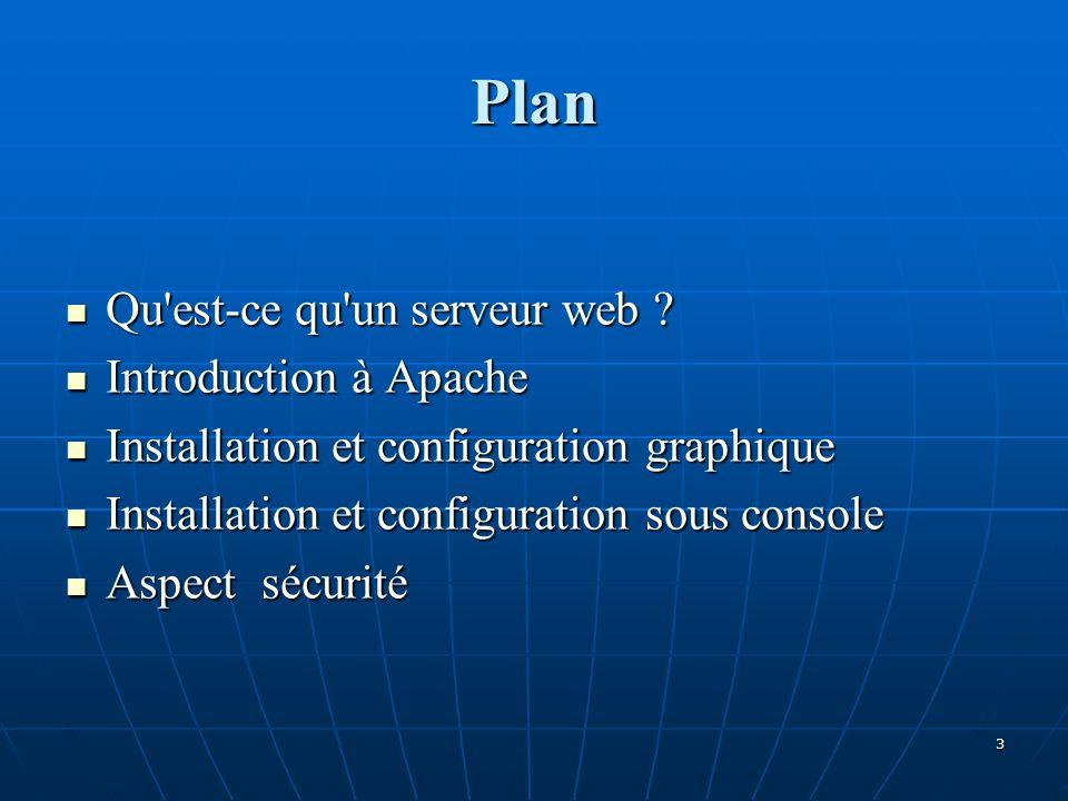 H bergement des sites web sous linux ppt video online t l charger - Qu est ce qu un plan de coupe ...