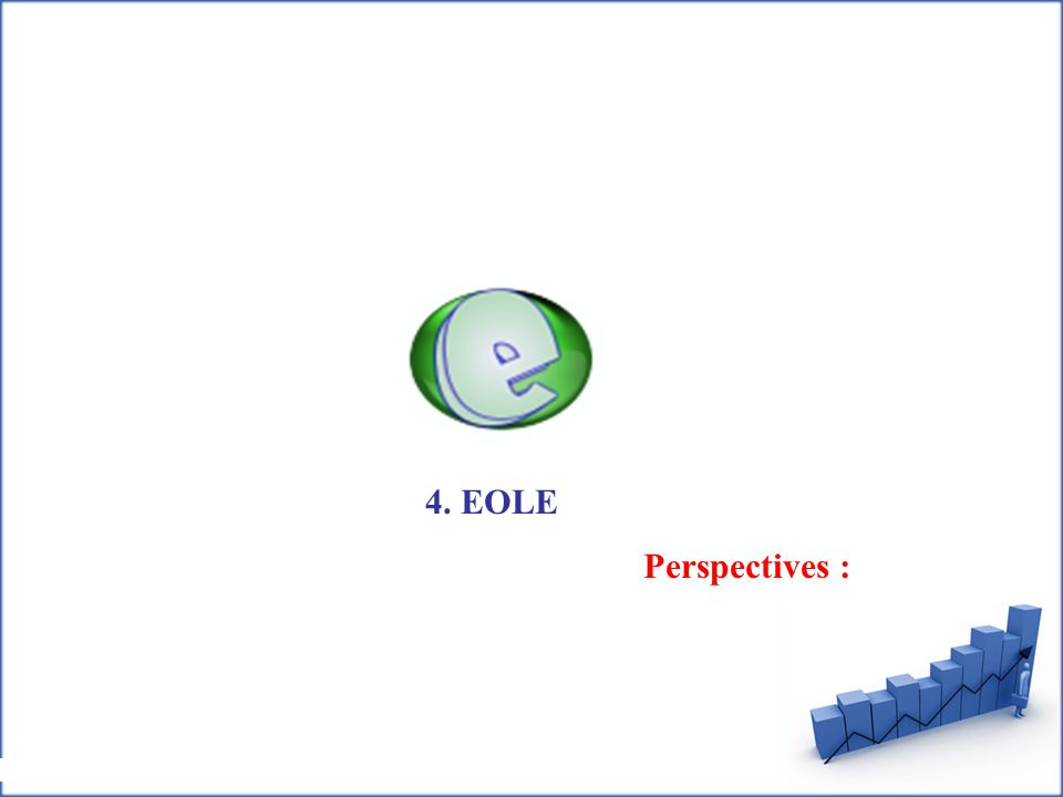 4. EOLE Perspectives :