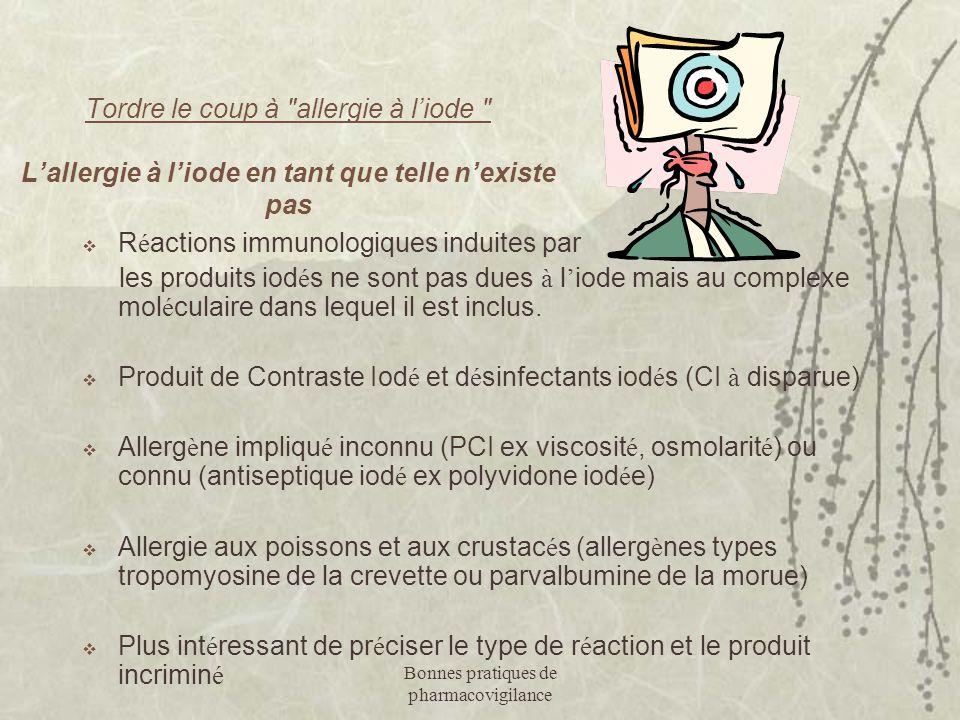 Bonnes pratiques de pharmacovigilance