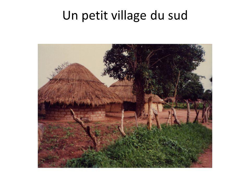Un petit village du sud