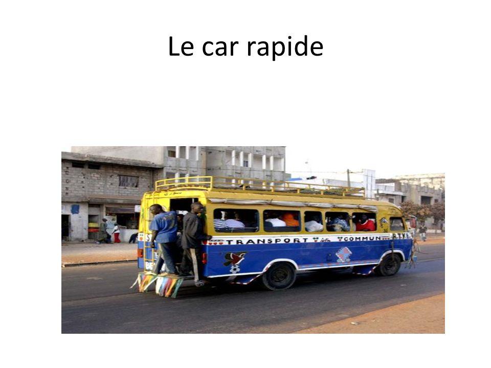 Le car rapide