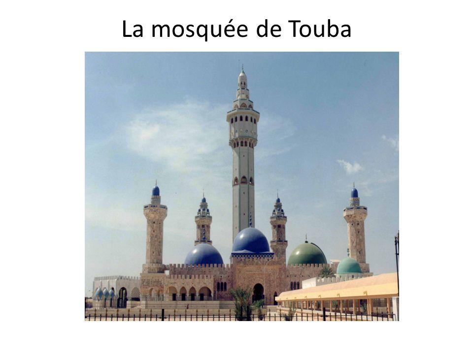 La mosquée de Touba