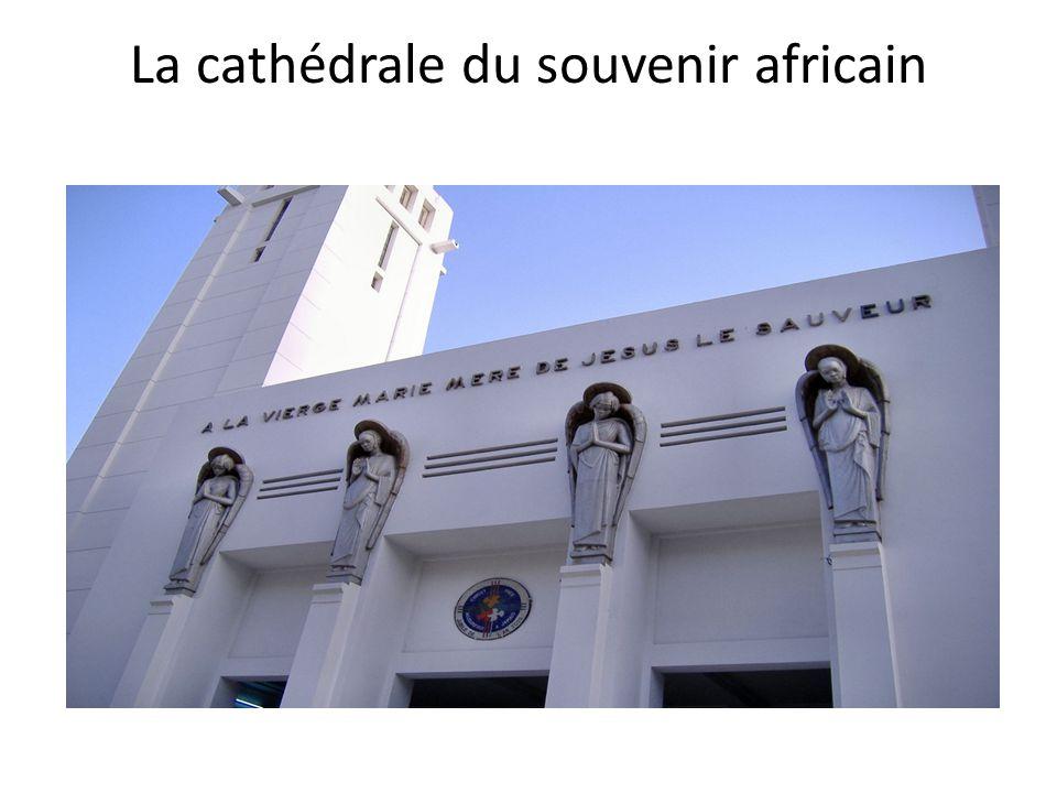 La cathédrale du souvenir africain