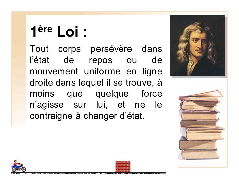 1ère Loi :