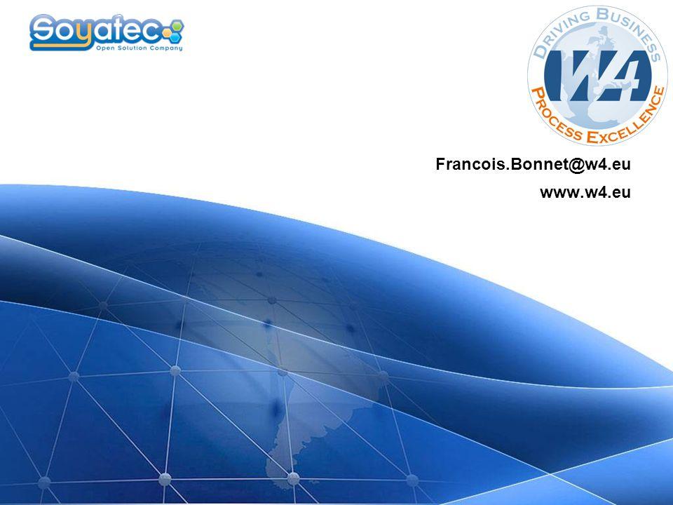 Francois.Bonnet@w4.eu www.w4.eu