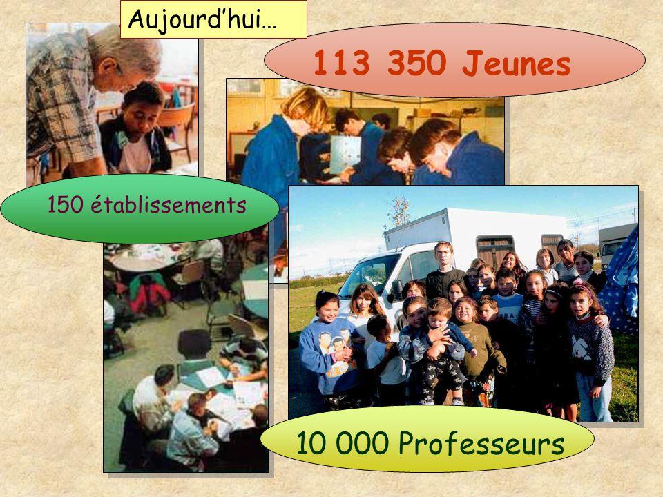 Les écoles Lasalliennes en France c'est ...