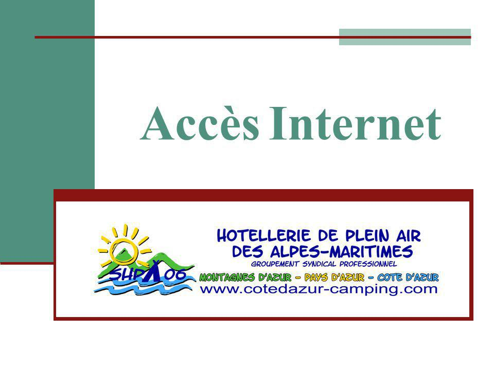 Accès Internet