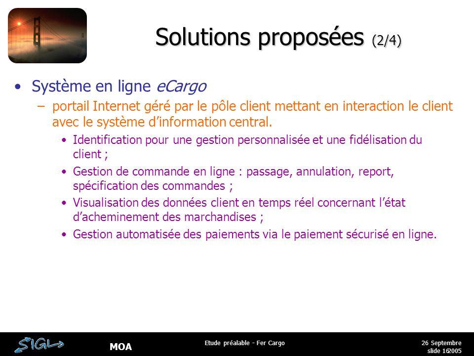 Solutions proposées (2/4)