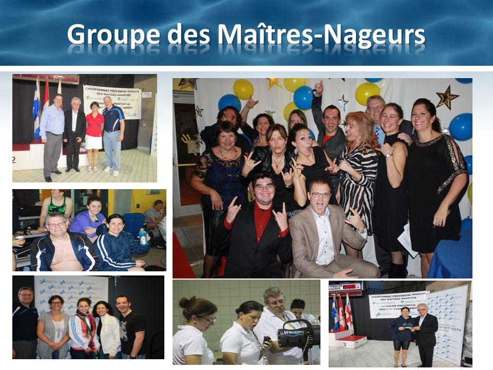 Groupe des Maîtres-Nageurs