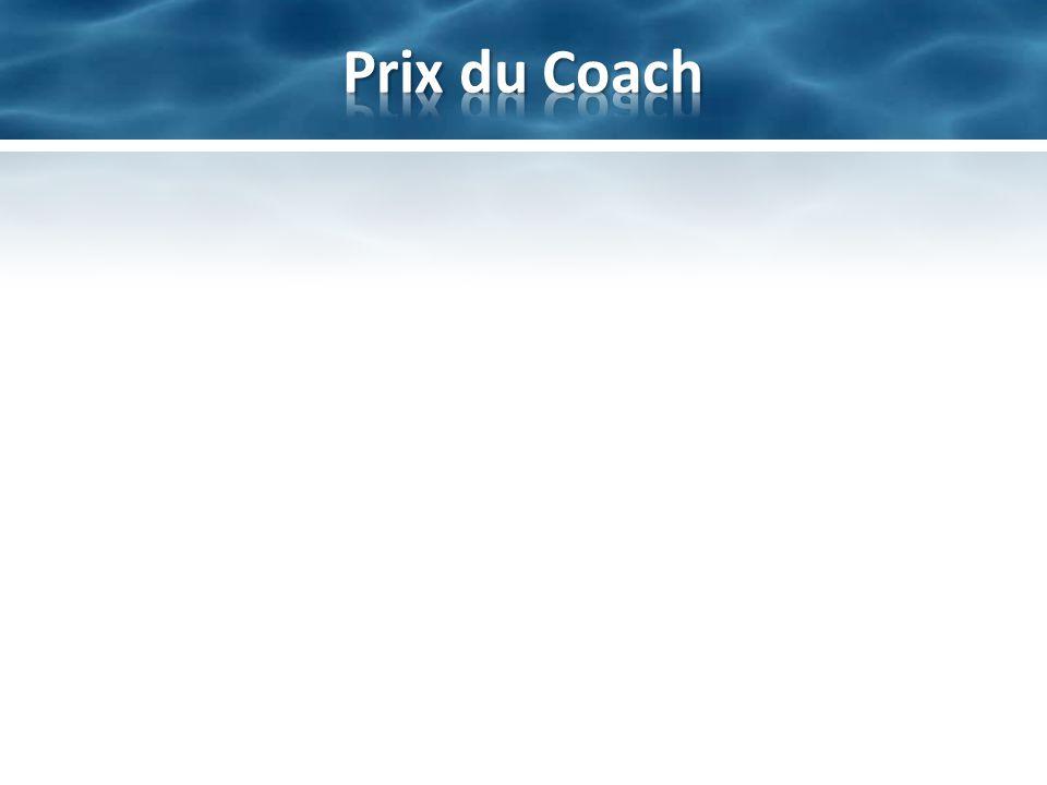 Prix du Coach